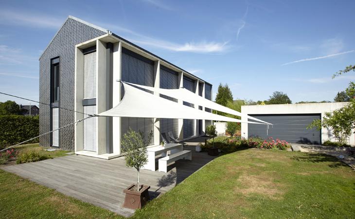 Haus Lüttkehellweg | Baujahr 2004 | Nordrhein-Westfalen